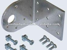 connecting metal bending machines parts