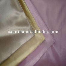 100% Poly satin fabric material