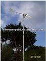 600w imán permanente de turbina de viento para el refrigerador, lavadora, la bomba de agua& tv