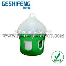 Tine water dispenser(white,green),3.5L,pigeon accessory,pigeon feeder
