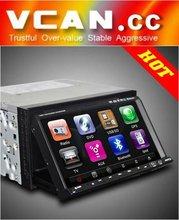 mini DVD player 7Inch Universal 2din car dvd