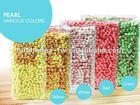 colorful tapioca pearl