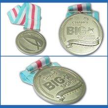 metal badge/badge emblem/eagle medals embed diamond