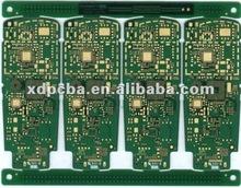 0.4mm thickness ,HDI PCB/universal pcb board/amplifier pcb/circuit board printer