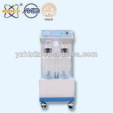 Yb-dx-98-2 plástico aspirador a vácuo de sucção do aspirador portátil médica