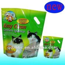 2012 hot sale cat litter heavy duty plastic bags