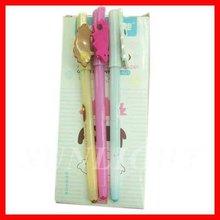 Cartoon gel pen plastic gel pen cute cartoon school supplies for children