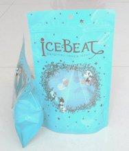 Chemical or washing powder plastic packaging bag