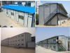 Uzbekistan steel prefabricated dormitories/house/home
