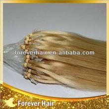 Micro Rings Loop Hair Extensions/Pre-Bonded Micro-Ring Loop Hair Extensions