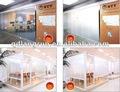 Eletrocrômico vidro inteligente para cegos& cortina