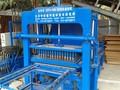 Zcjk semi-automática de mesa hidráulica e vibração do molde de tijolo que faz a máquina ( qty4 - 20a )