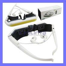 """3D 72"""" Video Glasses Full HD For iPhone iPad iPod"""