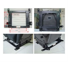 Racing car seats rail mounts for Daihatsu 05~SIRION 1.3