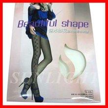 Sexy spandex stocking with jacquard