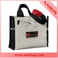 Classic Eco Friendly 16oz Canvas Women Tote Bag