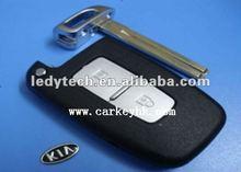 New Style Kia 2buttons remote key shell &car key &remote key blank