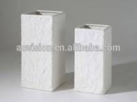 ceramic vases for flower arrangements, flower arrangements square vases,table ware flower vase factory