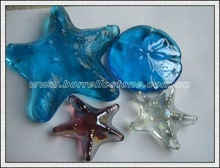 Glass Fish Beads