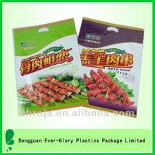 QS Guaranteed Food Grads Plastic Commercial Food Packaging