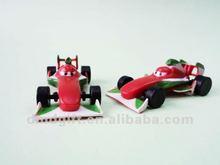 F1 Plastic miniature race car model for kids