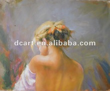 Famous oil painting reproduction of Pino