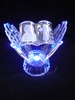 holy quran crystal gift in hand , crystal cross gifts MH-L0505