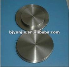 1.0mm titanium round