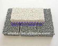 Casting filter (Material: Silicon carbide, Alumina, Zirconia, Magnesia)