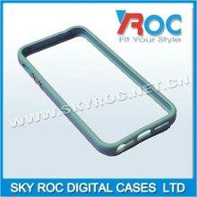 2013 Newest TPU bumper case for iph 5 5g bumper case