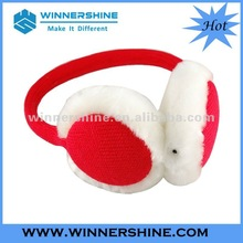 2012 Fashion Overhead Winter Fashion Earmuffs with Headphone