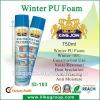 PU Foam in low temperature, Window and Door Foam Sealant