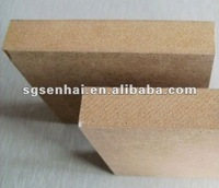 furniture making use moisture proof wheat board MDF LDF HDF