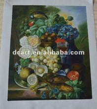Best price of fruit flower oil painting