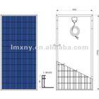 260W Polycrystalline solar panel