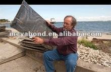 Aquaculture filter plastic grid Oyster bag mesh netting