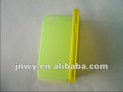 Accessoires for iphone 5 with bright color ,green