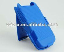 Navy blue For Motorola Nextel i897 cell phone case