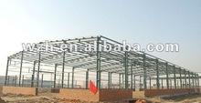 Light steel structure prefabricated workshop warehouse, kitchen dinning