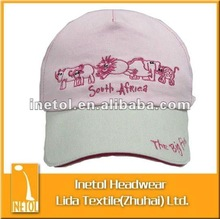 cotton embroidered children cap