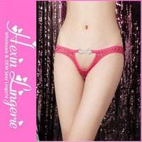 Wholesale Cheap New Design Open Front Women Sexy Panty
