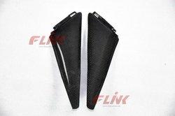 carbon fiber Side Panel of Tank Cover for Honda CBR600RR 07-09