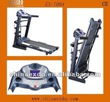 Fitness Club Motorized high speed treadmill Esteira Athletic Way treadmill repair treadmill motor 3hp EX-709A