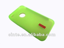 Candy color silicone phone 4 case,mobile phone accessory