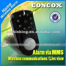 gsm wireless alarm wireless home alarm mini good-looking easy to use wireless security alarm