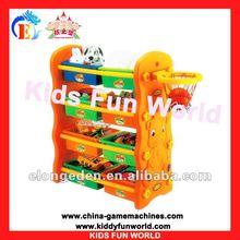 2012 latest colorful kindergarden furniture kids toy cabinet kindergarden furniture