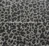 Classic Leopard shoes /hat,bag material print fabric natural fiber woven