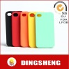 For silicone iphone case with fashion cute design