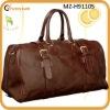 2013 tanned oil vintage men leather travel bag