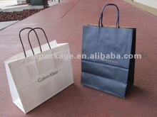 2012 Delicately printed Paper Shopping Bag
